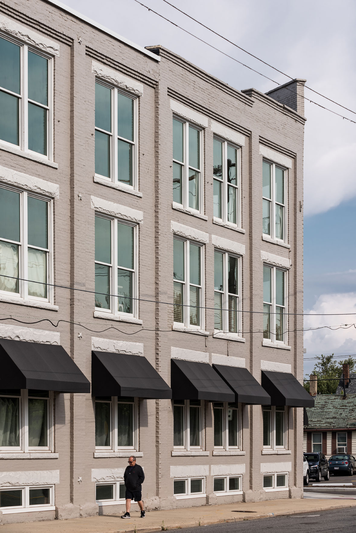 Wagner Awning Building - Dimit Architects