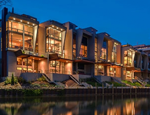11 River Townhouses