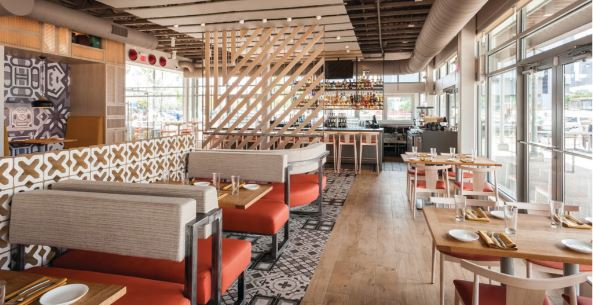 Nuevo Modern Mexican Tequila Bar Dimit Architects