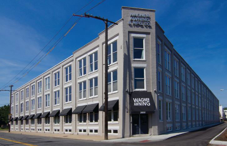 Wagner Awning Building Transformation Yields New Apartments