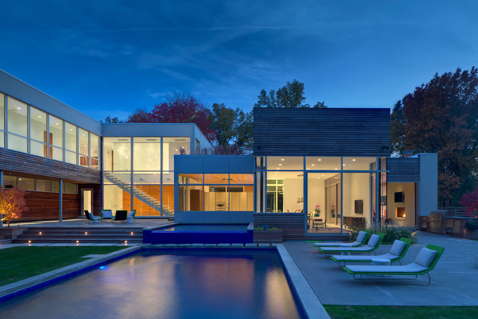 Private Residence Shaker Heights Ohio Dimit Architects